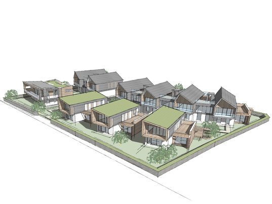 North Cornwall Housing