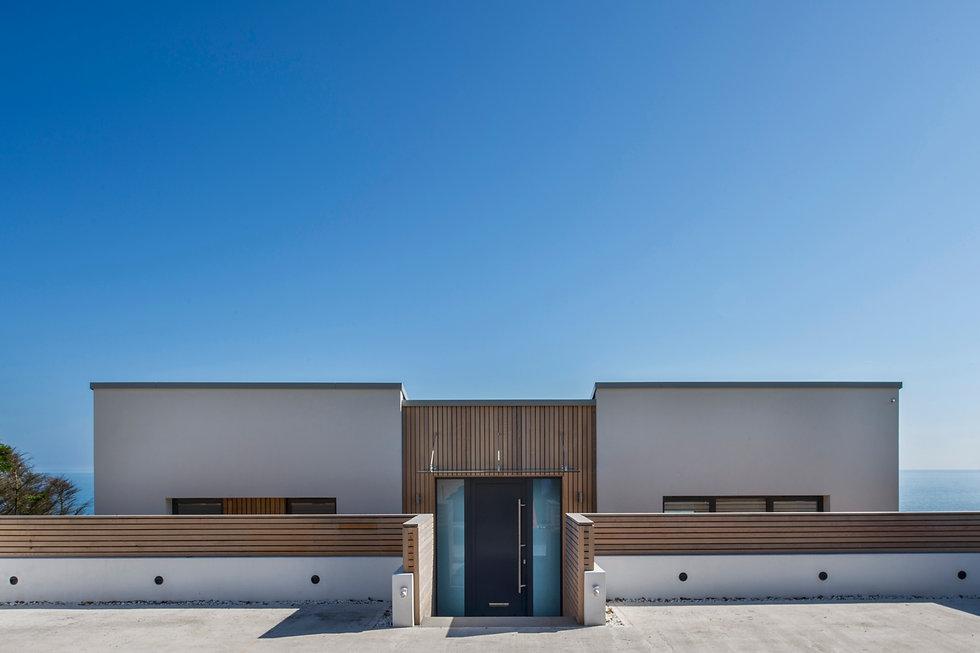 KAST Architects - Sea Edge - Main Entrance