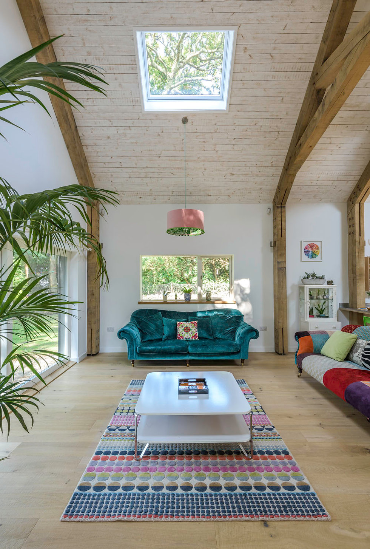 KAST Architects - Fairfield Barn - Living
