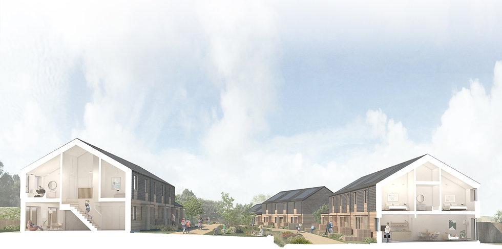 KAST Architects - CCLT Lanivet - Section