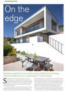 Sea Edge Build It Magazine August 2021