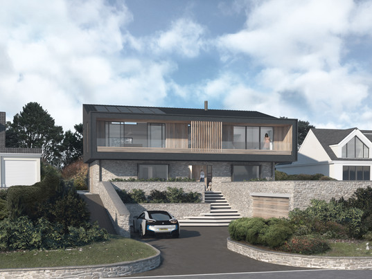 Planning approved for coastal house