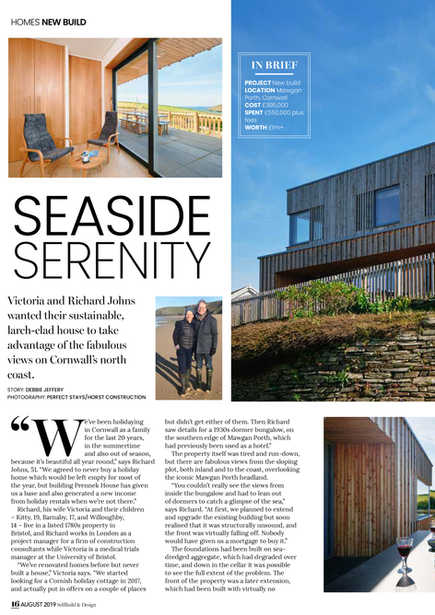 Self Build & Design Sept 19 Cover