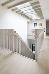 KAST Architects - Sylvania - Staircase and rooflight detail