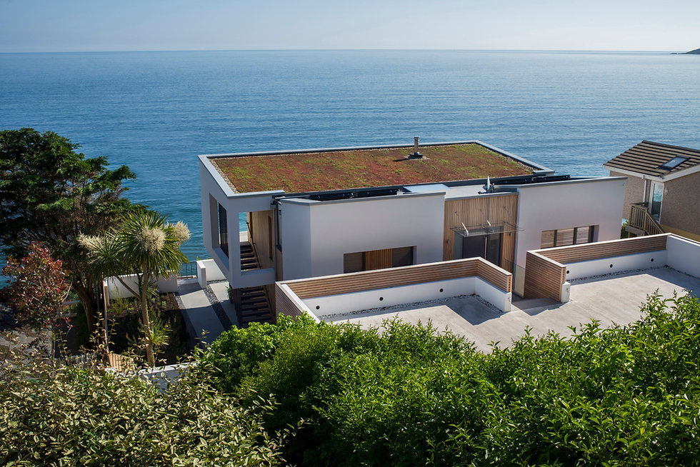 KAST Architects - Sea Edge - View out to sea