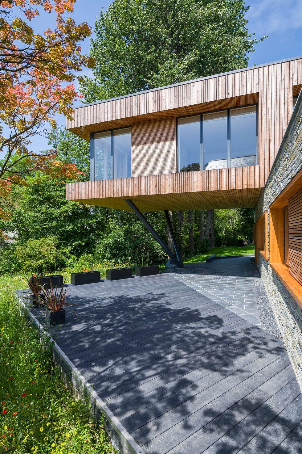 KAST Architects - Sylvania - Cantilever
