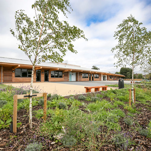 KAST Architects - Fossebrook Primary School