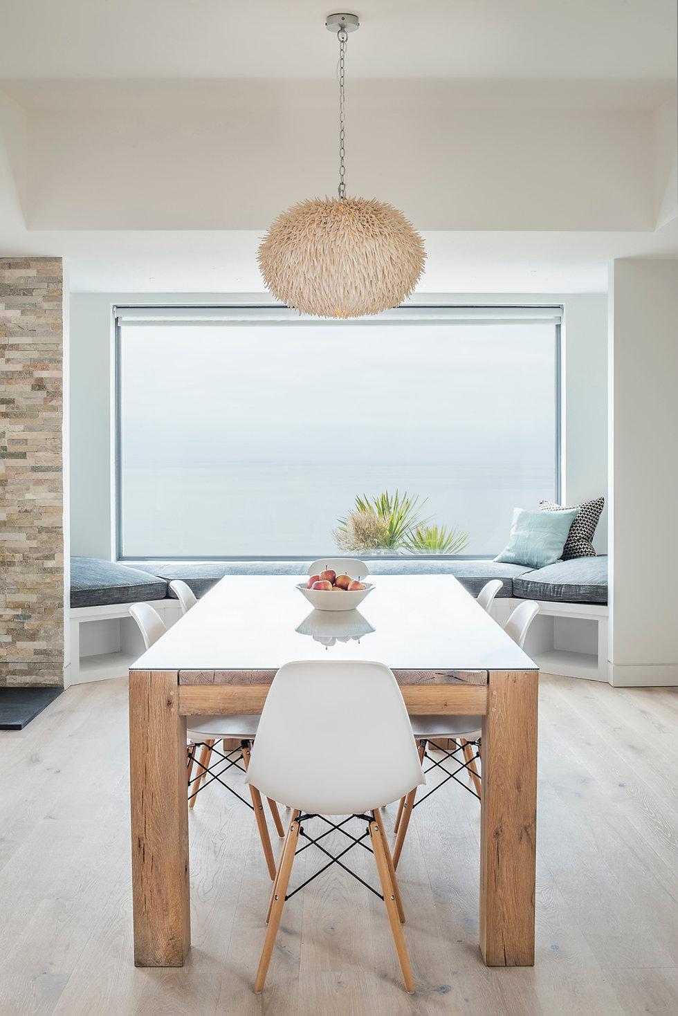KAST Architects - Sea Edge - Dining Room