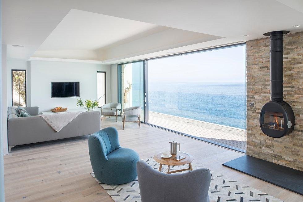 KAST Architects - Sea Edge - Living Room