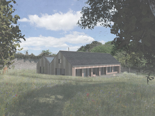 Walled garden house secures planning approval