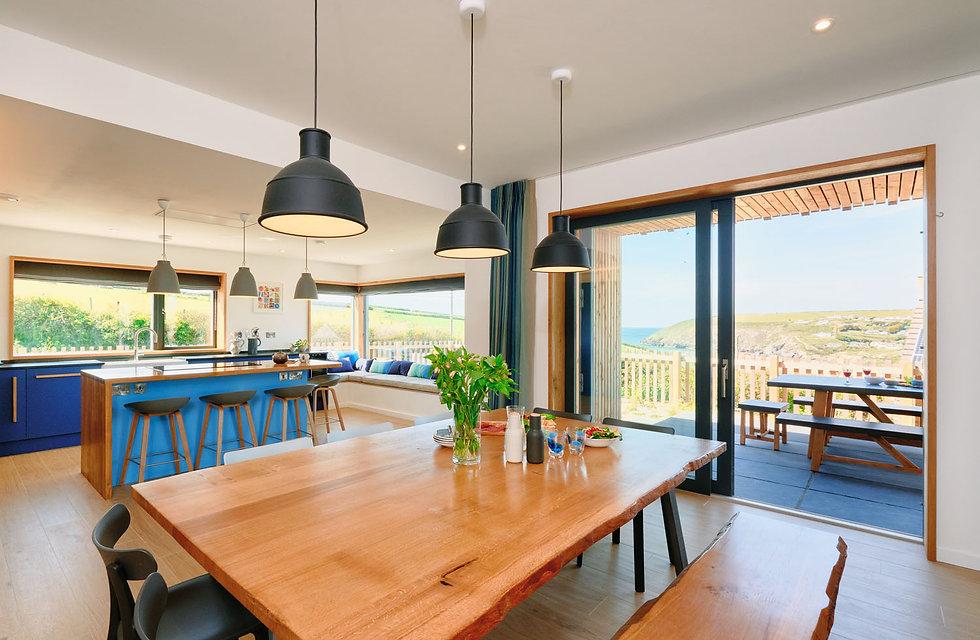KAST Architects - Prennek House - Kitchen Dining