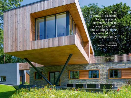 Sylvania features in Cornwall Life magazine