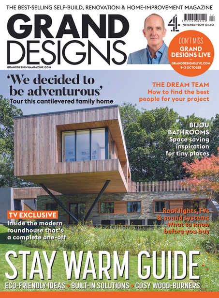 Grand Designs NOV19 Cover