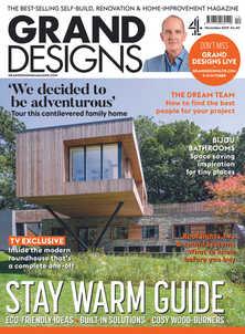 Grand Designs NOV19 Cover
