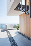 KAST Architects - Sea Edge - External staircase detail and view