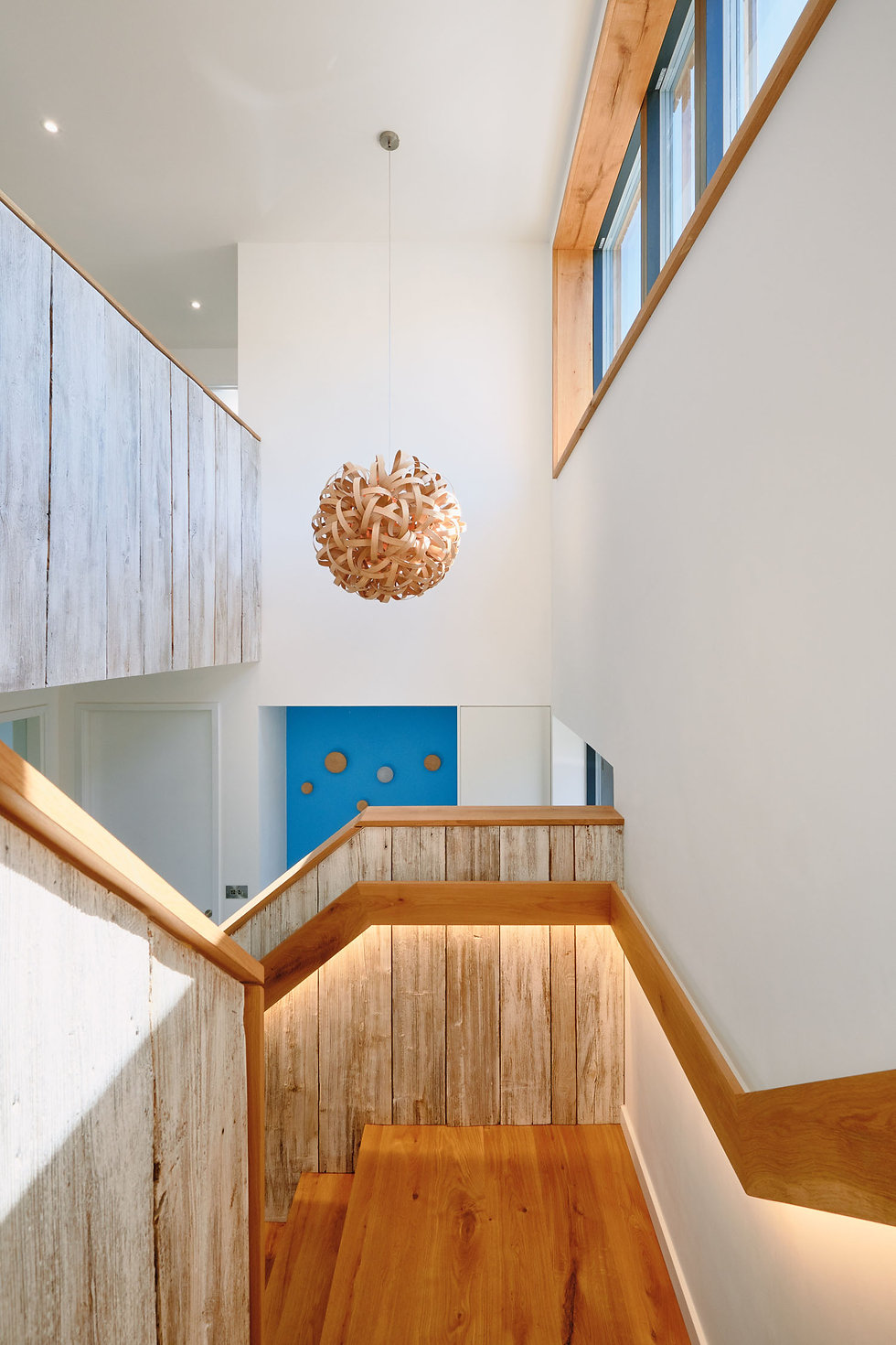 KAST Architects - Prennek House - Staircase 1