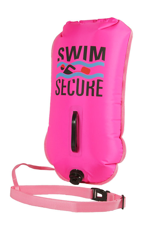 Pink 28L Dry Bag