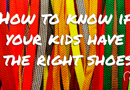 How to know if your kids have the right shoes