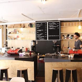 MacIntyre Coffee, St Johns Street