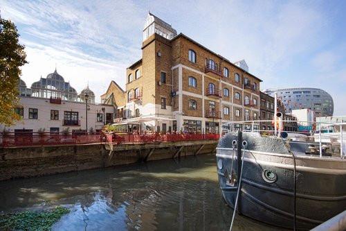 Ransomes Docks