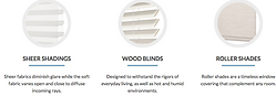wood blinds. Shades. Cape Coral shutters.