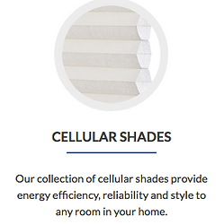 Cellular Shades. Cape Coral blinds and shutters.