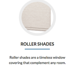 roller shades. Cape Coral blinds shutters.