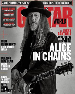 Grooming by me for @jerrycantrell for @g
