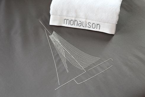 Notre linge de lit est personnalisable à souhait