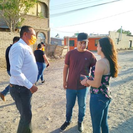 Instalará Javier Mendoza Wi-Fi gratuito en plazas públicas