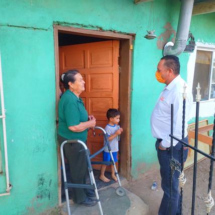 Necesitamos resolver el rezago de servicios básicos en esta ciudad: Javi Mendoza