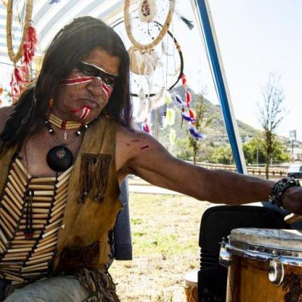 Promueve Gobierno del Estado relevancia de los pueblos originarios con encuentro de cultura apache