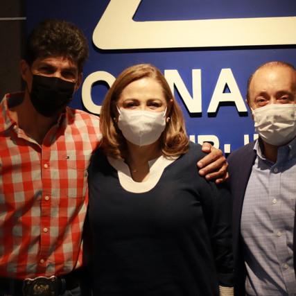 Ciudad Juárez tendrá en mi Gobierno un digno Centro de Convenciones: Graciela Ortiz