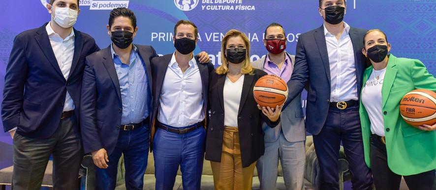 Es Chihuahua sede de Ventana FIBA para el Mundial de Básquetbol 2023
