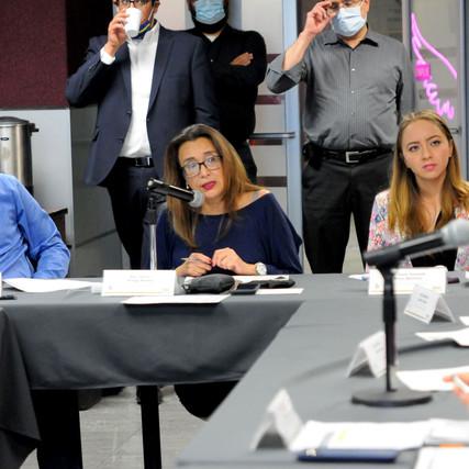 Dan cuenta de asuntos turnados a la Comisión de Fiscalización