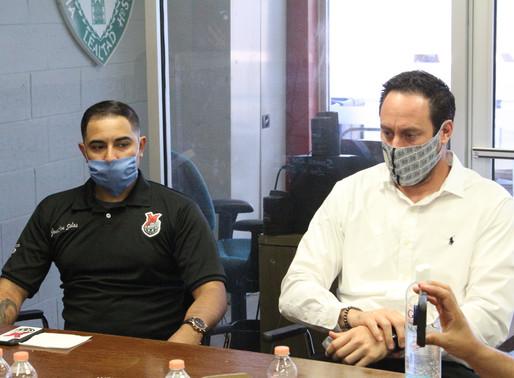 Presentan en Ciudad Juárez la nueva Liga Profesional de Fútbol Rápido Estatal