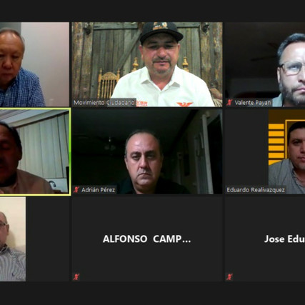 Javier Mendoza, el candidato con mayor capacidad para ocupar la Alcaldía : Club Rotario Paquimé