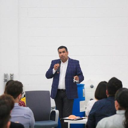 Habrá seguridad para que las empresas puedan invertir en Chihuahua: El Caballo Lozoya