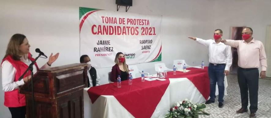 Reconoce Graciela Ortiz la valentía de los productores chihuahuenses