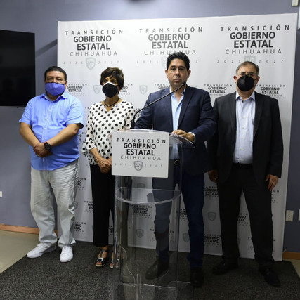 La transición exige transparencia como lo habíamos solicitado: Serrato desmiente a Corral
