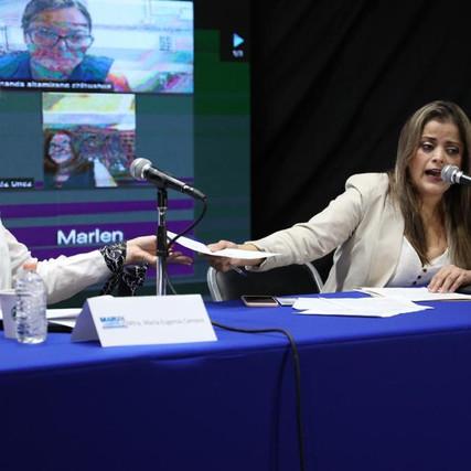Es tiempo de las mujeres, es tiempo de Maru Campos; se suma Rosy Gaytán y 60 mujeres líderes a Maru