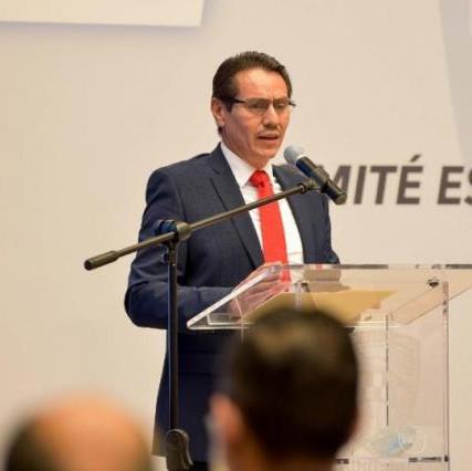 Presenta titular de Hacienda diagnóstico de situación financiera del estado en la sesión del COPLADE