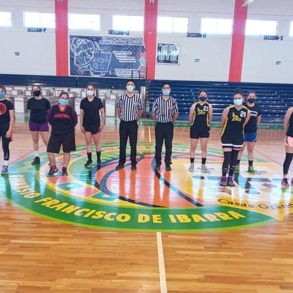 Con 20 equipos continúa torneo de Basquetbol en Casas Grandes