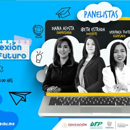 """Realizará UT Paquimé paneles virtuales de opinión """"Una Conexión con tu Futuro"""""""