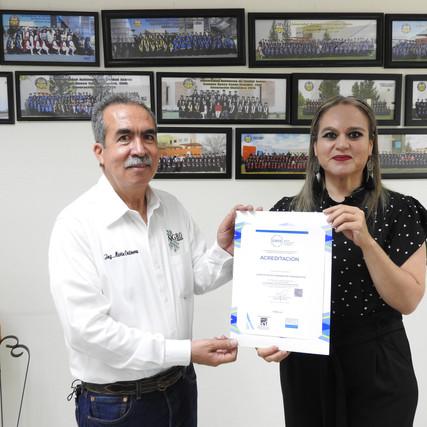 Otorgan Reconocimiento y acreditación al programa de Agronegocios de la UACJ