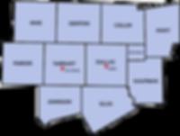 Dallas Tarrant Collin Denton Kaufman County