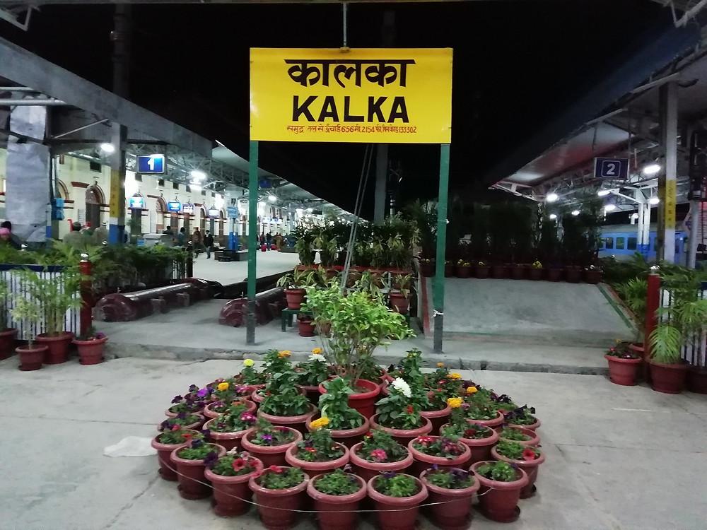 Kalka Station