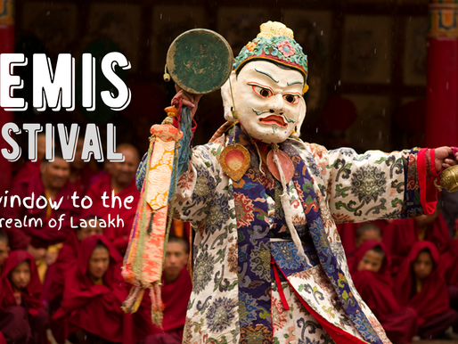 Hemis Festival: Your window to get a glimpse of the magical realm of Ladakh