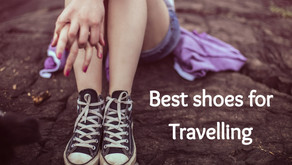 Best travel shoes for the adventurer in you !