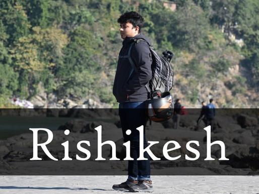 Finally Rishikesh..!